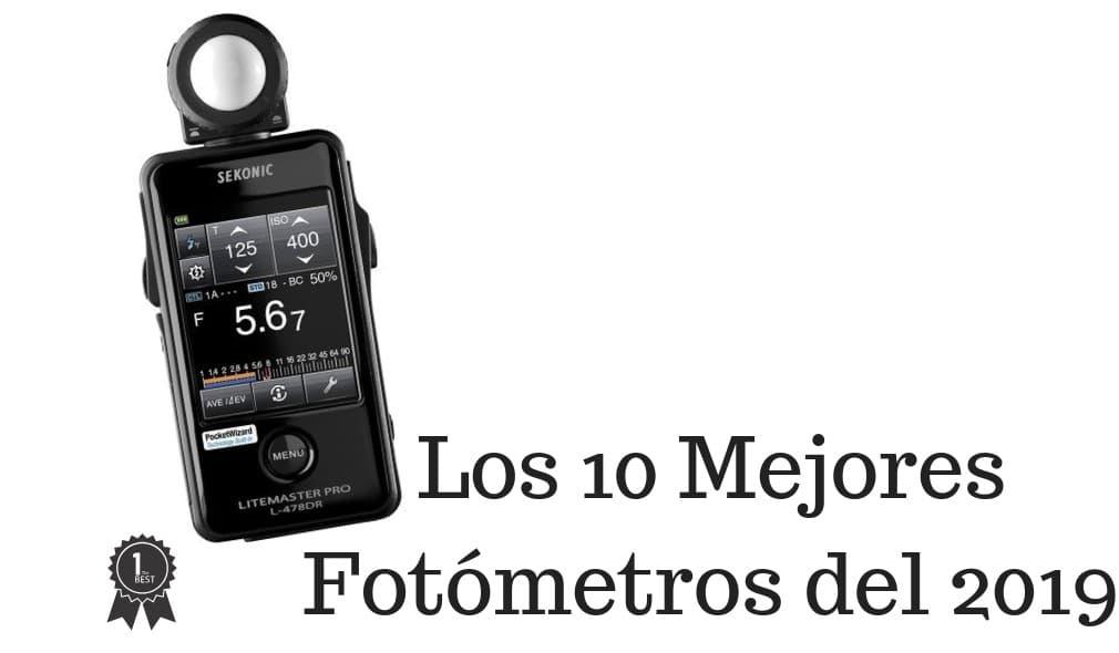 Fotómetros los 10 mejores